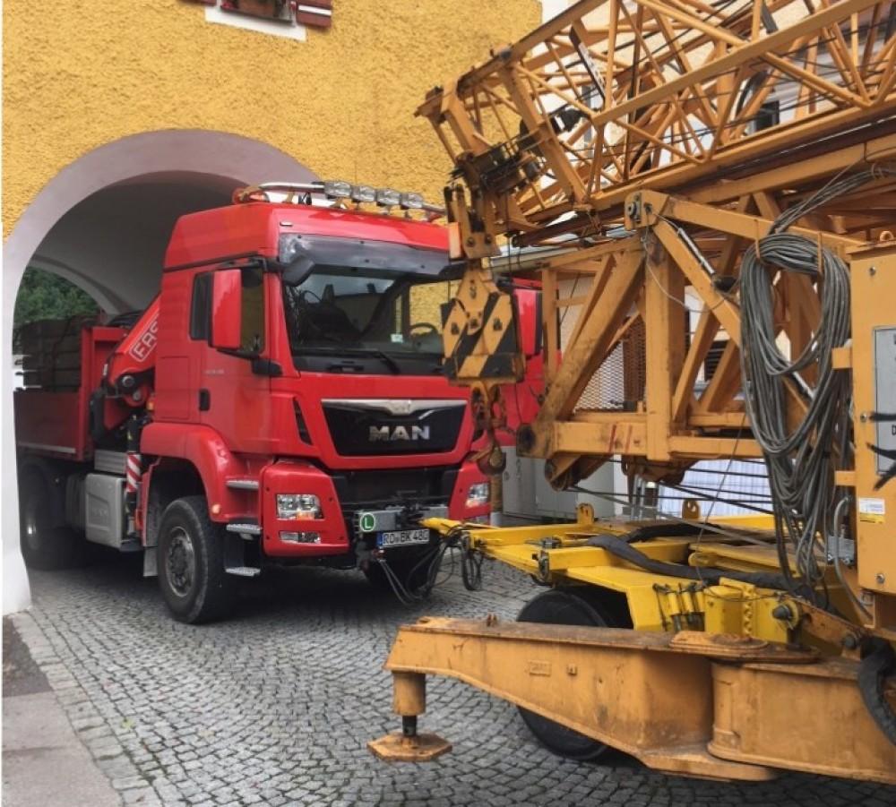 Bavaria Kran und Baumaschinen GmbH